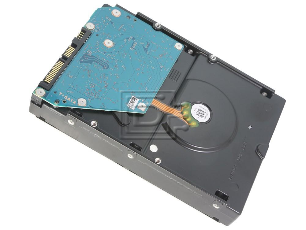 Toshiba MG04ACA400N 04N6CY 4N6CY HDEPR01DAA51 4TB Toshiba SATA Hard Drive image 2