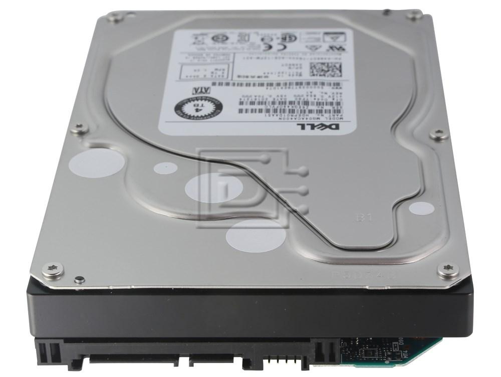 Toshiba MG04ACA400N 04N6CY 4N6CY HDEPR01DAA51 4TB Toshiba SATA Hard Drive image 3