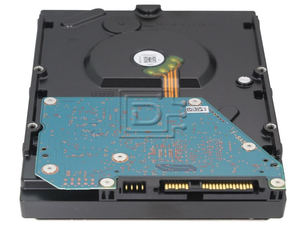 Toshiba MG04SCA300A HDEPR13GEA51 SAS 3TB 3000GB Enterprise Hard Drive image 4