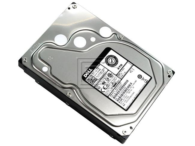 Toshiba MG04SCA40EN HDEPF02DAA51 00F9W8 0F9W8 SAS Hard Drive image 2
