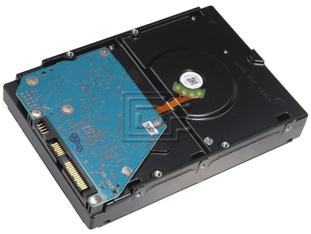 Toshiba MG04SCA40EN HDEPF02DAA51 00F9W8 0F9W8 SAS Hard Drive image 3