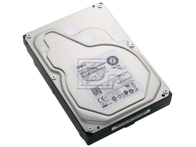 Toshiba MG04SCA40ENY HDEPF82DAB51 1MVTT 01MVTT SAS Hard Drive image 1