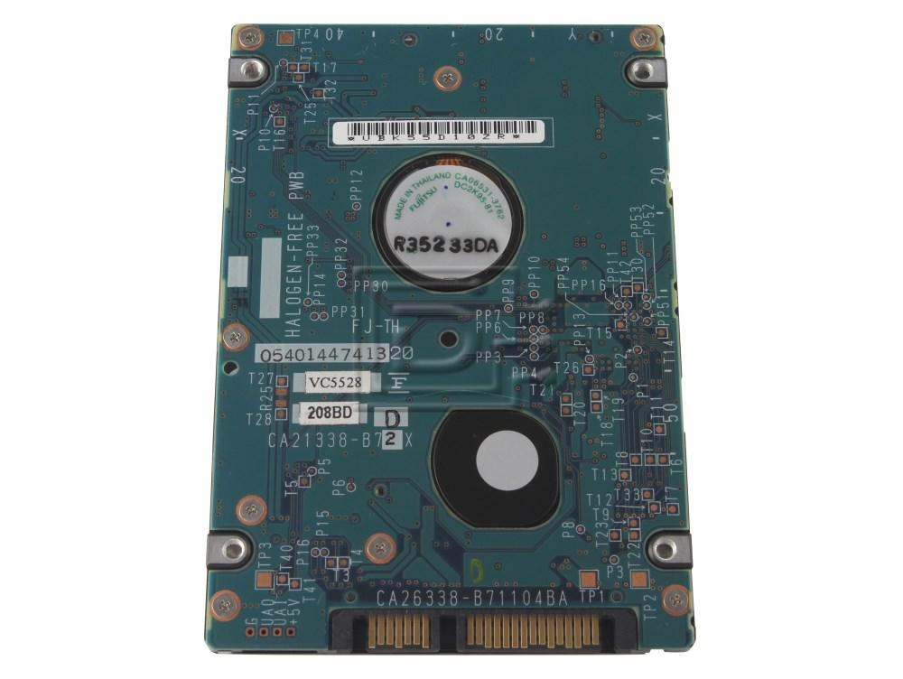 "FUJITSU MHV2040BH Laptop SATA 2.5"" Hard Drive image 2"