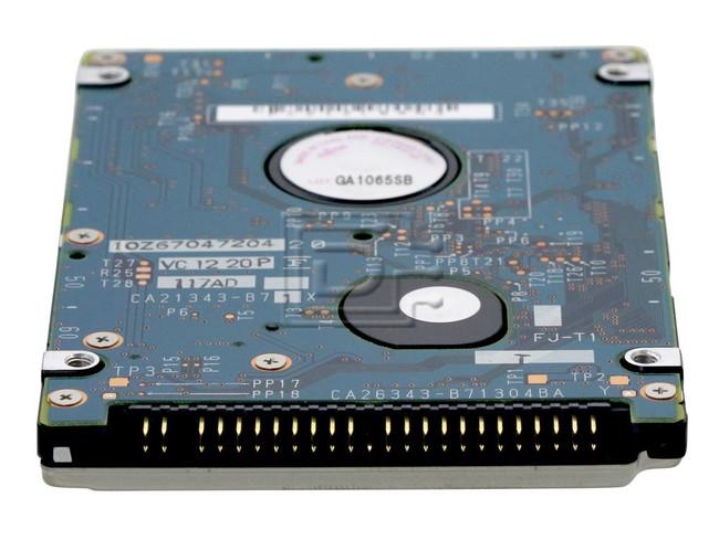 """FUJITSU MHW2040AT 2.5"""" IDE Hard Drive image 4"""