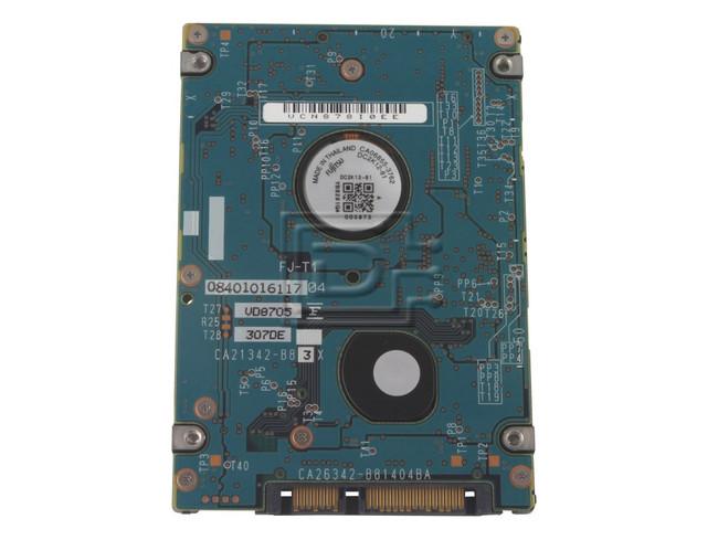 FUJITSU MHW2160BJ PK868 0PK868 SATA Hard Drive image 2