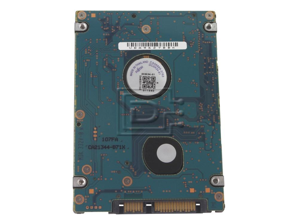 FUJITSU MHZ2080BH 80GB SATA Hard Drive image 2
