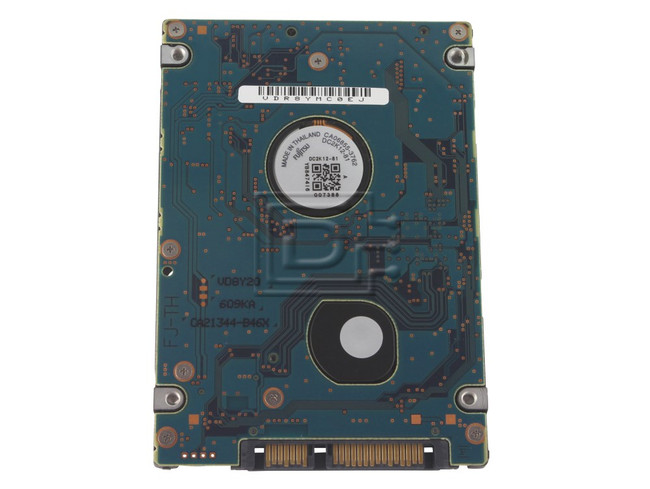 "Toshiba MHZ2250BJ J407F 0J407F 250GB 2.5"" Laptop SATA Hard Drive image 2"