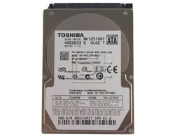 Toshiba MK1251GSY Laptop SATA Hard Drive
