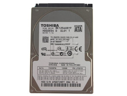 Toshiba MK1254GSYF N603H 0N603H Laptop SATA Hard Drive