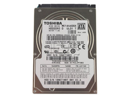 """Toshiba MK1655GSX K647G 0K647G Laptop SATA 2.5"""" Hard Drive"""
