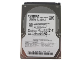 "Toshiba MK2561GSYFN 3YRW5 03YRW5 250GB 2.5"" Laptop SATA Hard Drive"