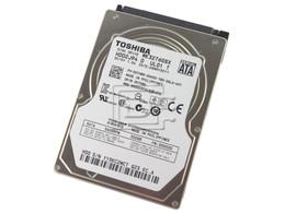 Toshiba MK2576GSX F4VGH 0F4VGH SATA Hard Drive