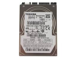 Toshiba MK6037GSX Laptop SATA Hard Drive