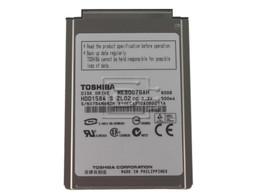 """Toshiba MK8007GAH HDD1584 Laptop 1.8"""" IDE ATA100 Hard Drive"""
