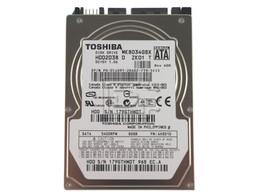 Toshiba MK8034GSX TJ691 0TJ691 Laptop SATA Hard Drive