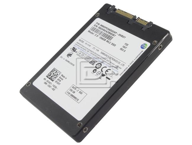 SAMSUNG MMDPE56G5DXP-0VBD7 0F342T F342T KR-0F342T-01851-01P-0030-A01 Laptop SATA Flash SSD Solid State Drive image