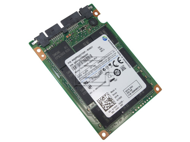SAMSUNG MMDPE56GTDXP-MVBD7 0J765R J765R MMDPE56GTDXP Laptop SATA Flash SSD Solid State Drive image 2