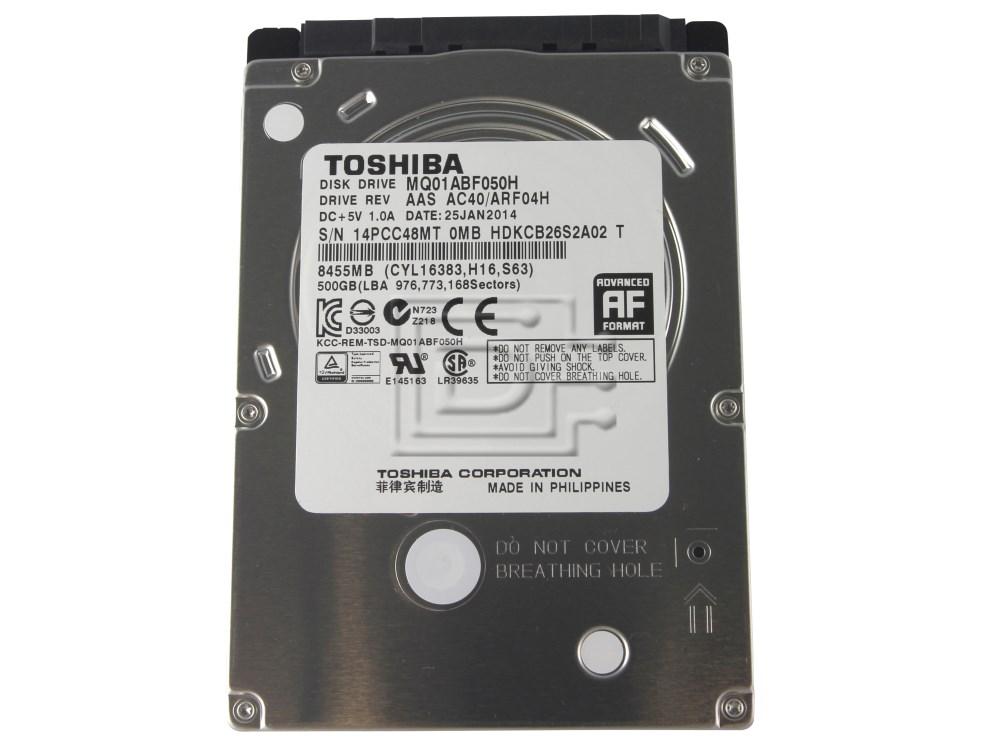 Toshiba Mq01abf050h Hybrid Ssd Sata Hard Drive