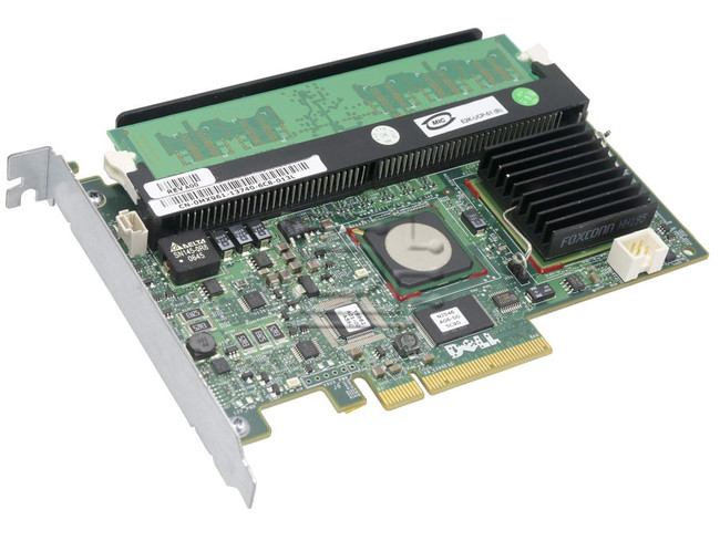 Dell MX961 / 0MX961 PERC 5/i SAS PCIe RAID Controller Card