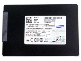 SAMSUNG MZ-7PD256D MZ7PD256HAFV-000D1 08Y70H 8Y70H MZ-7PD256D SATA SSD