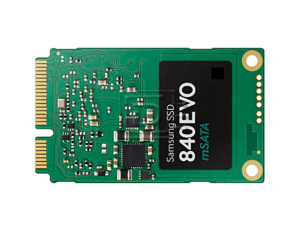 Samsung Mz Mte250bw 250gb 1 8 6gbps Msata Tlc 840 Evo Ssd