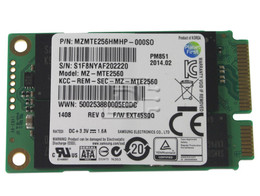 SAMSUNG MZMTE256HMHP MZMTE256HMHP-00000 SATA mSATA SSD