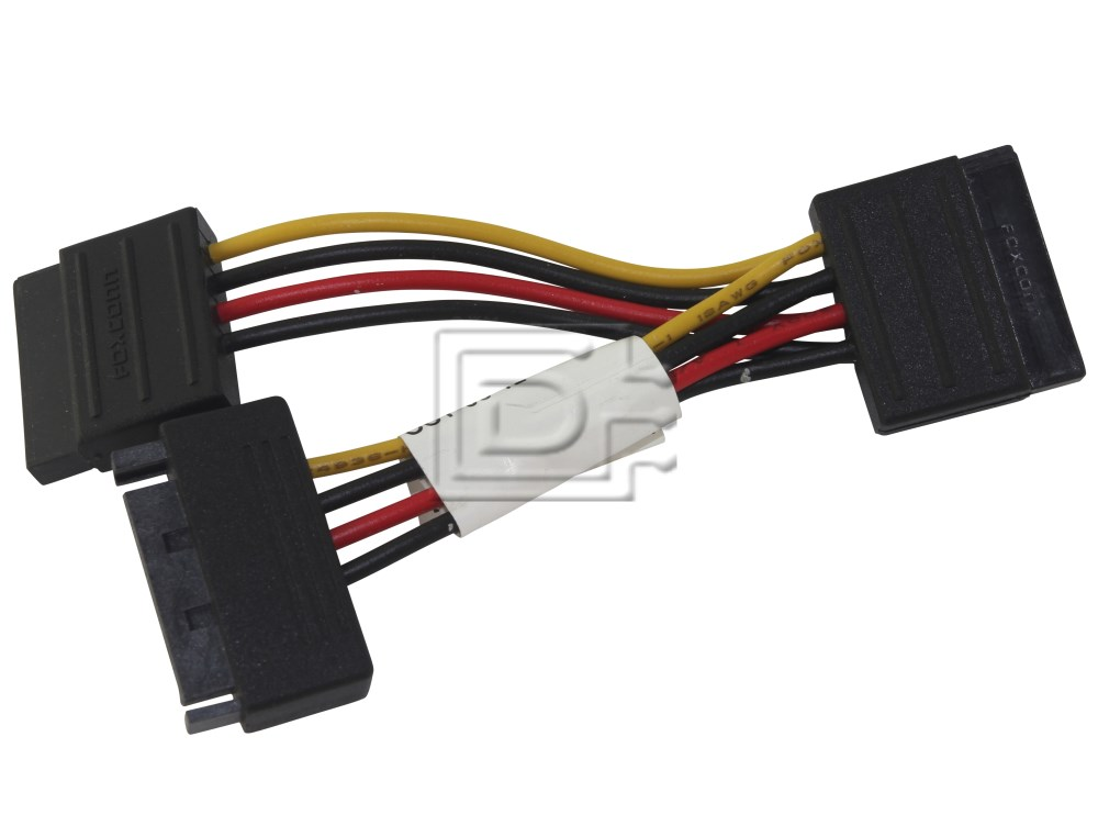 Sata Power Splitter : Dell n d sata pin connector to power splitter