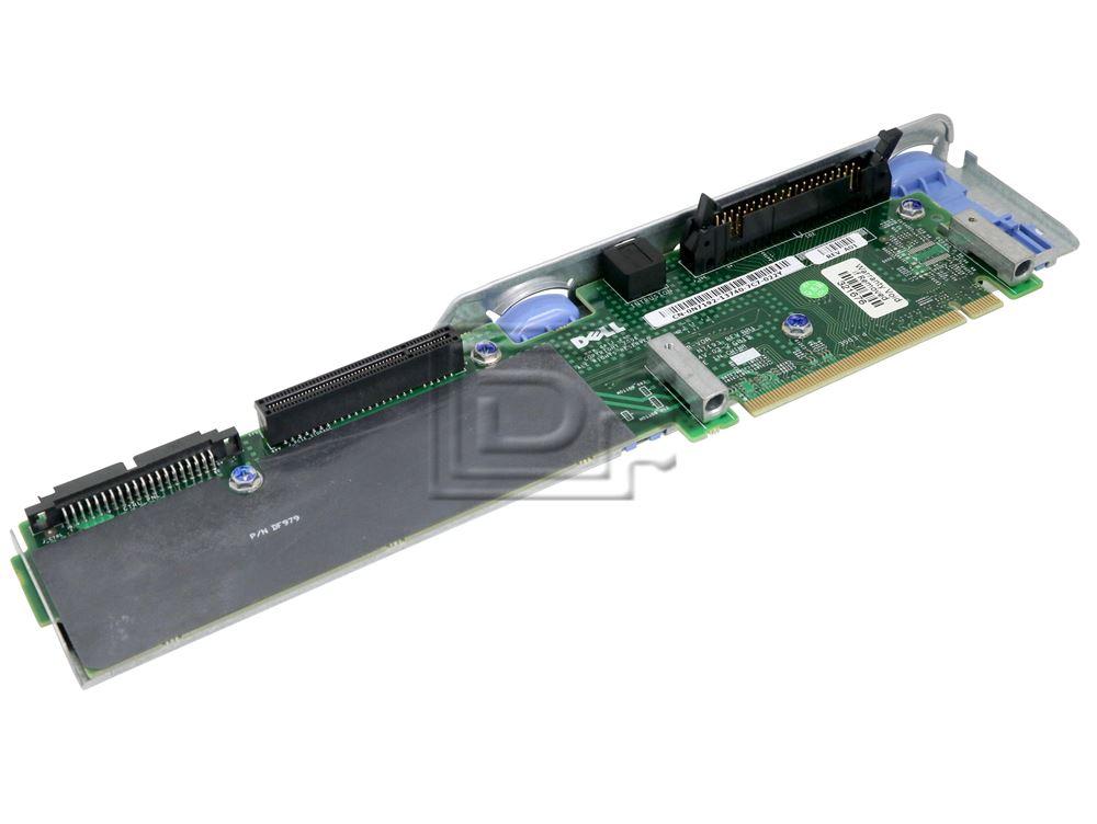 Dell N7192 0N7192 CN-0N7192-13740-93K-008U Dell PE 2950 Riser Sideplane image 1