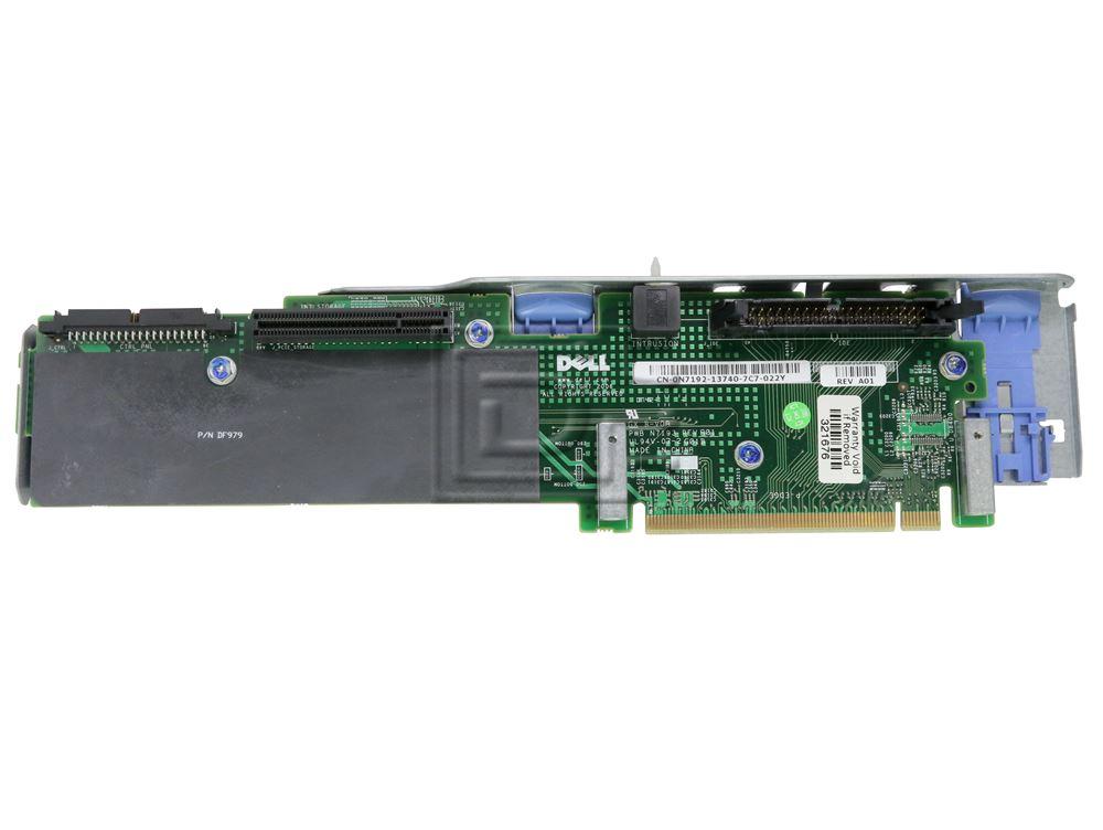 Dell N7192 0N7192 CN-0N7192-13740-93K-008U Dell PE 2950 Riser Sideplane image 2
