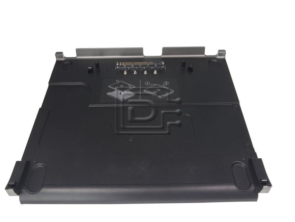 Dell NF320 0NF320 PR06X 0KF900 KF900 0RF789 RF789 Media Base Dock D410 image 1