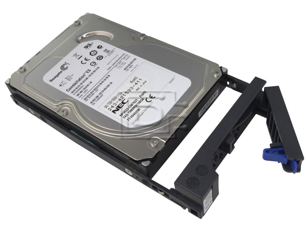 NEC NF5023-CM703T 243-421593-411 711048800 9YZ262-047 SAS Hard Drive image 2