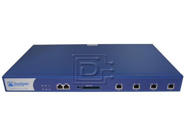 Juniper / Netscreen 50 Baseline Firewall / VPN Appliance NS-050B-001