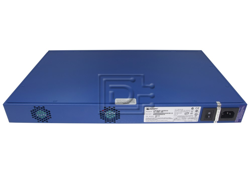 Juniper NS-208-001 Hardware Firewall Appliance image 2