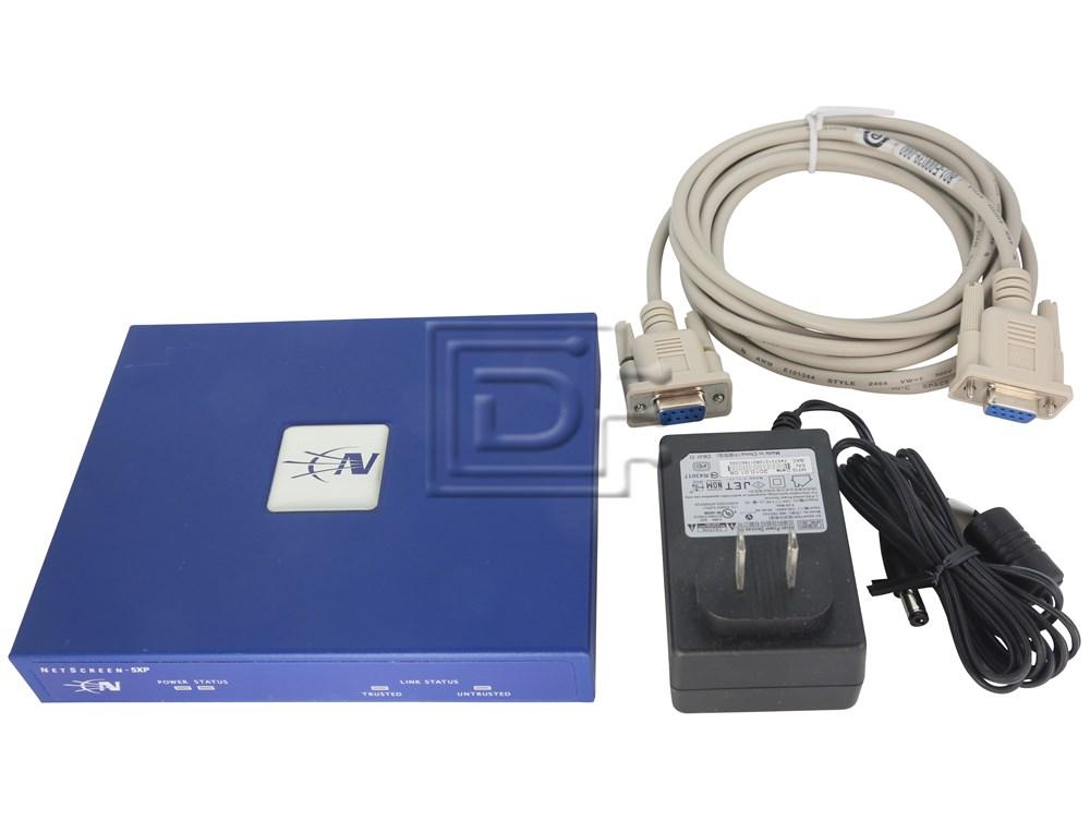 Juniper NS-5XP-001 Netscreen 5XP Firewall / VPN Appliance image 1