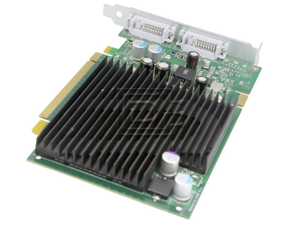 Apple MacPro NIVIDIA P345 256MB PCIe Dual DVI Graphic Card 630-8946
