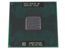 INTEL P8600 AW80577SH0463M Core2 Duo Processor