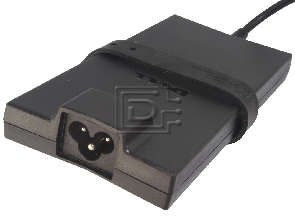 Dell PA-10 2H098 9T215 310-3399 PA-1900-04 320-1389 Dell 90 Watt Laptop Power Adapter image 2
