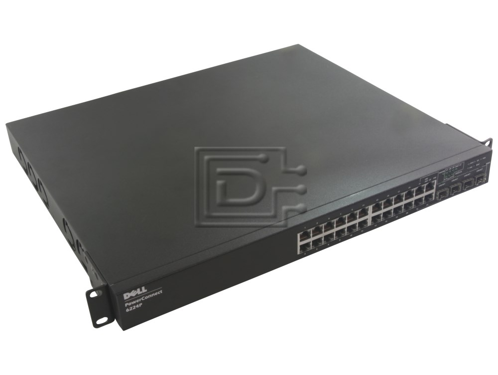 Dell 6224P PC6224P UU867 0UU867 Dell 24 Port Switch 6224P image 1
