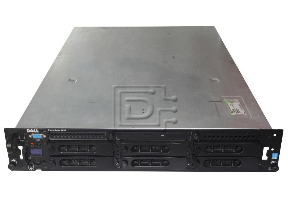 Dell PE2850 Dell PowerEdge Server image 1