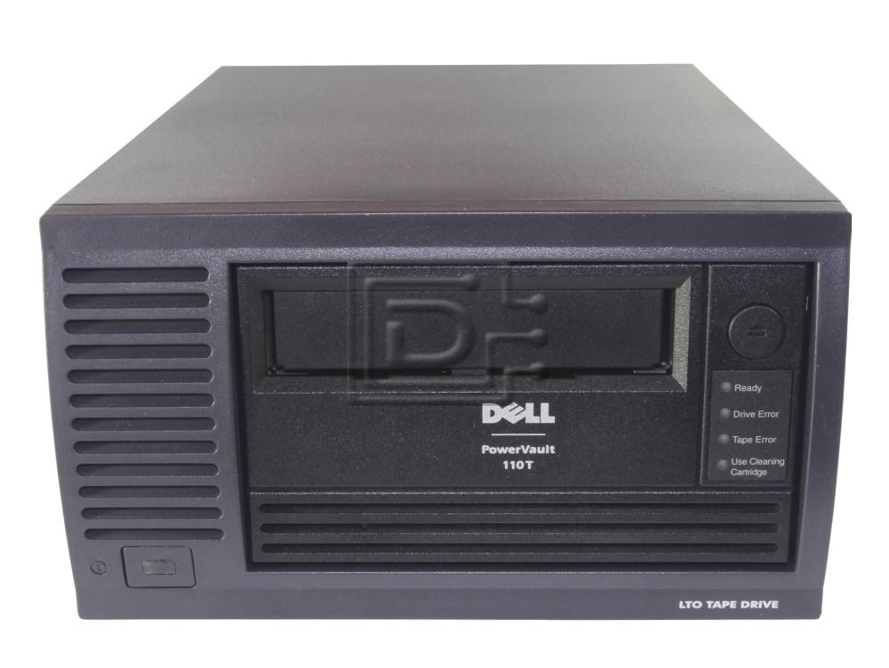 Dell NP888 PN404 0NP888 0PN404 95P2013 23R4766 LTO3-EX1 Autoloader Tape Library image 1