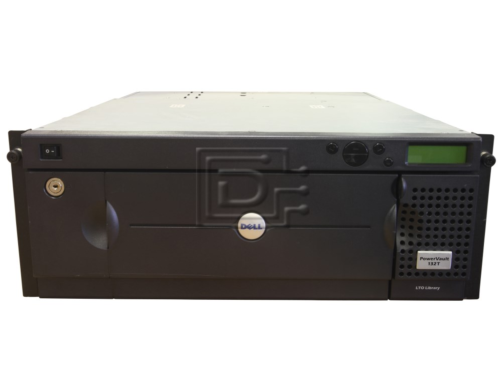 Dell K0244 WG166 Autoloader Tape Library image 1