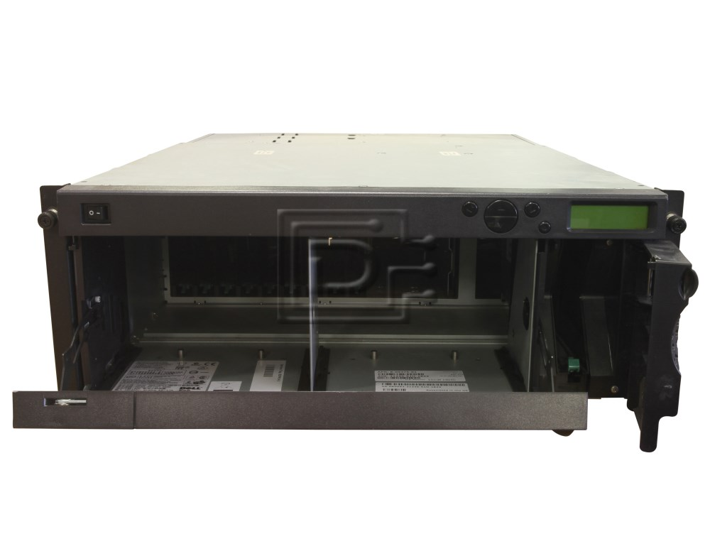 Dell K0244 PV132T WG166 3Y761 0K0244 0WG166 R0079 R0093 03Y761 0R0079 0R0093 Autoloader Tape Library image 2