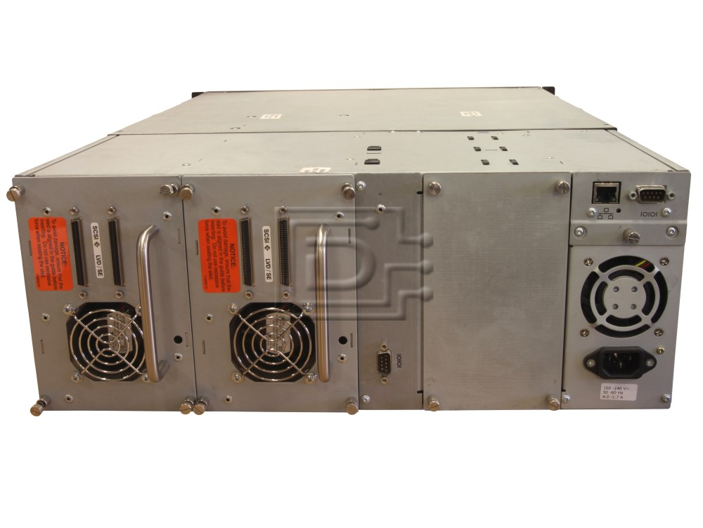 Dell K0244 PV132T WG166 3Y761 0K0244 0WG166 R0079 R0093 03Y761 0R0079 0R0093 Autoloader Tape Library image 3