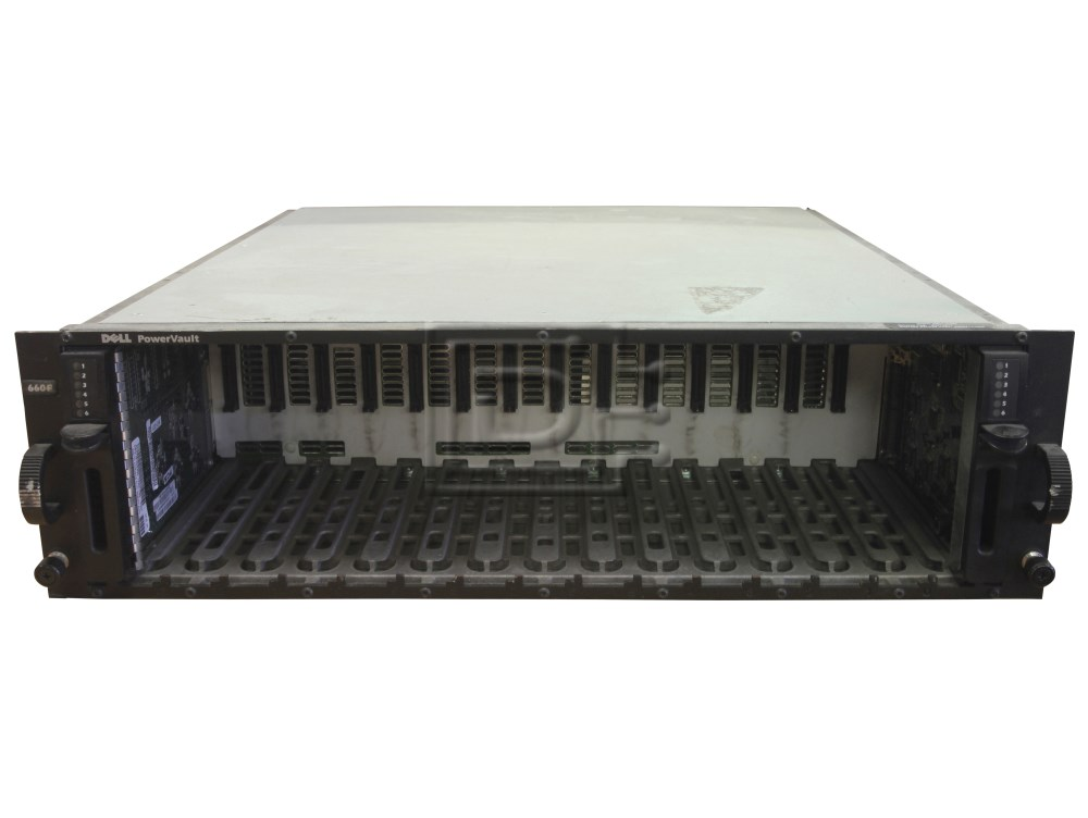 Dell 660F Powervault SAN Fibre Fiber Channel Array image 1