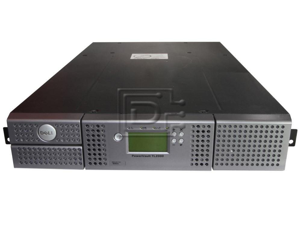 Dell TL2000 Dell Autoloader Tape Library image