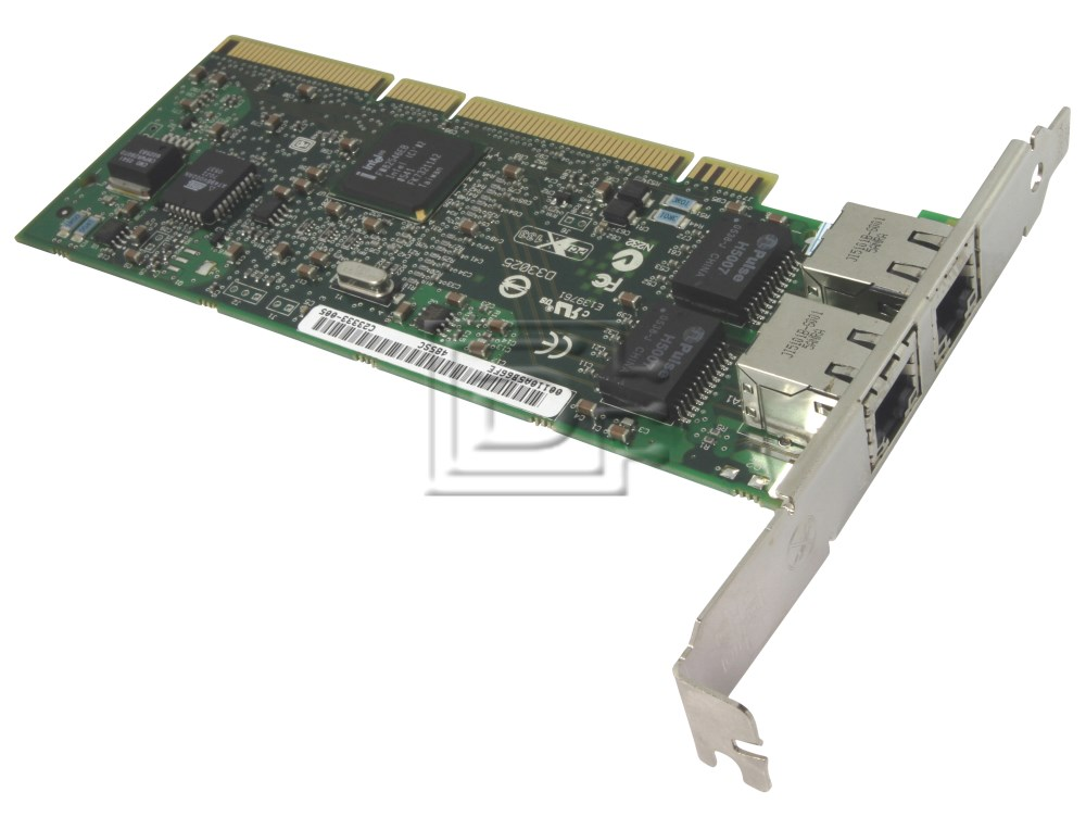 INTEL PWLA8492MT J1679, A78407-124 Gigabit Ethernet Adapter / NIC image 1