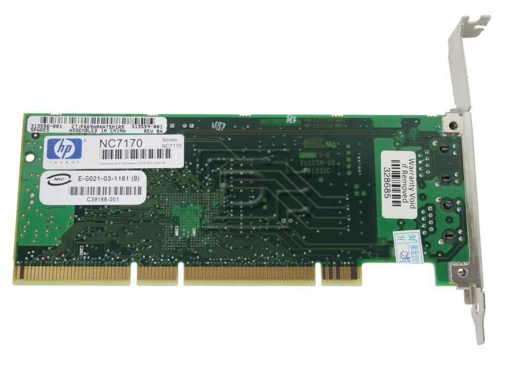 INTEL PWLA8492MT J1679 Gigabit Ethernet Adapter / NIC image 2