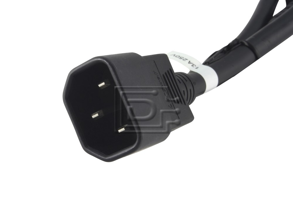 Generic CAB-PWR-C13-C14-24IN-BN-OE 95DYN 095DYN Power Cable Cord image 2