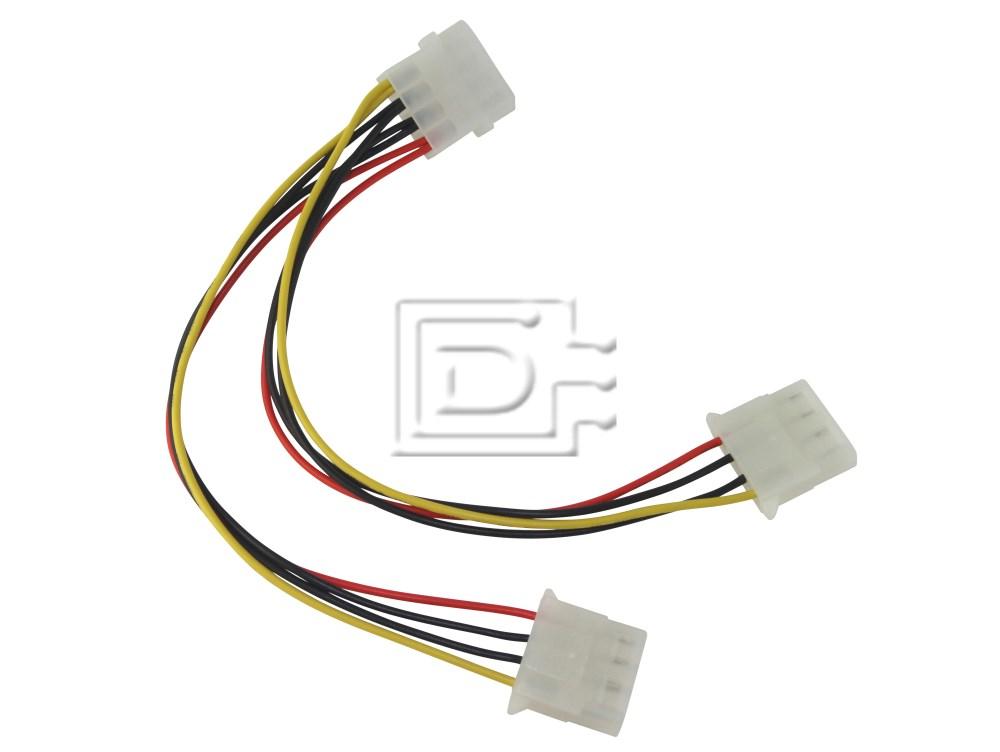 Generic CAB-PWR-MOLEX-SPLIT-BN-OE Molex Power Cable image 1