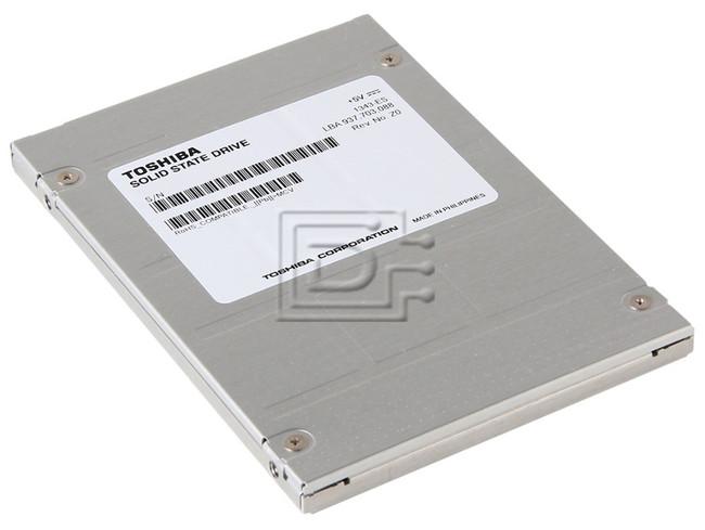 Toshiba PX02SMU080 Toshiba SFF x 7mm SAS SSD 12Gbps eMLC image
